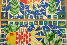 Elementary Art Ideas / by Emily Edwards