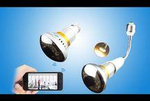 Light Bulb Security Camera