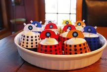 Kid's Party Ideas / by Taτum Hαrτvigsεn
