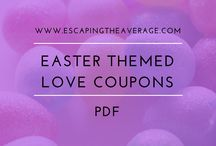 Spring and Easter / All things spring and Easter. Lots of colorful DIY fun, recipes, and more.