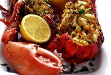 Seafood. / by Mel Hirsch