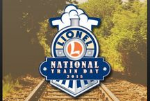 National Lionel Train Day / Photos and links from the first National Lionel Train Day, December 5, 2015