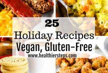 Plant based/ Vegan/ Vegetarian recipes