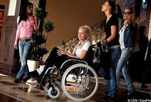 Models in Diversity and Disabilities / Who are the trailblazers in diversity/disabilities?