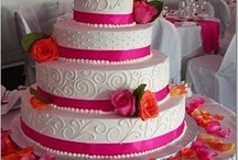 Cakes / by Kathy Besse