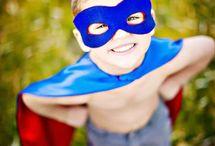 ryan superhero shoot