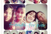 aya en ilayda / leuke foto samen gemaakt