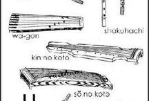 Japanese Instrument