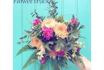 FlowerTruckbyBLOMSTERLYCKA