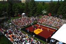 Center Court / by Spokane Hoopfest