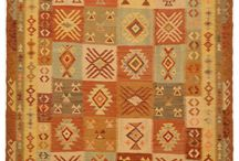 Kilim Rugs / Warm and colourful, kilims are often used as both classical and contemporary decorative items in various locations, therefore making them valuable objects in the field of art.