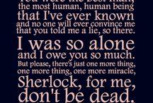 Sherlock / BBC's Sherlock