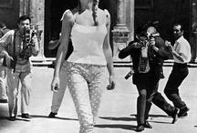 """ББ, с/ф в Италии, съемки """"Частной жизни"""", 11 августа 1961 года"""