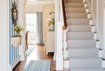 Staircase/entryway