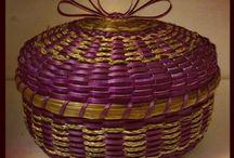Art: Baskets Haudenosaunee
