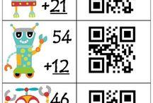 QR-koodit opetuksessa