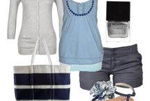 Spring and Summer outfits / by Kaitlin