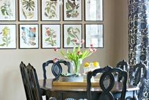 Home Decor: Dining Room / by Noureen Habib