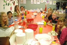 Children's Workshops / Whether it be recycling, painting, sculpting or just plain making a mess, there is always lots to see and do here!