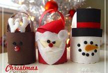 Ho ho ho Its Christmas / All about christmas decoration and stuf