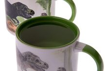Cup Obsession / I have no idea why, but I love cups. Small cups, big cups, geeky cups, weird cups. CUPS! / by Leslie McLane