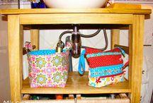 Ordenación, cestas y neceseres