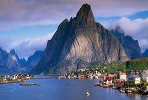 Bucură-te de peisajele minunate din Țările Nordice! / Rezervă acum #OfertaLastMinute (reducere de 400 Euro/pers): http://goo.gl/vHZZKe