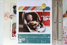 Baby book / by Amanda Montgomery