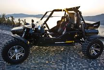 BUGGIES / Rent a Buggie at Jimmy's Santorini Car Rental