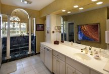 Baths, Bath Rooms, Showers, and Adjoining Saunas / Baths, Bath Rooms, Showers, and Adjoining Saunas
