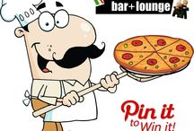 The Statler's gone Italian !   / The Statler has gone Italian this week in the Osprey! Come check it out! Repin to win a free Pizza! :) This competition is only available from 11.09.13 to 15.09.13