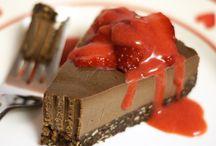 Recipes Healthier desserts