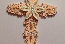 Quilled things