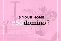 #SOdomino / Browse interiors that are #SOdomino.