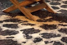 Epidermis Rug Collection / Contemporary Area Rugs inspired by nature, animals, insects and birds. / by Lindstrom Rugs