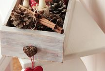 Ideas Decoración Navideña / Ideas , detalles, centros de mesa para decorar las fiestas navideñas  / by Allegra Sweet Party