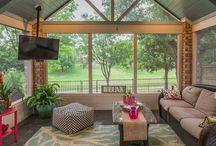 Sunrooms / I like arts and crafts, diy projects, education, and recipes
