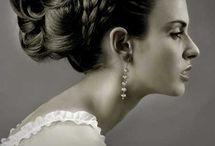 Wedding Ideas / Wedding Hairstyles
