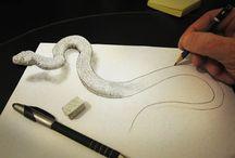 3D Art / by Dorota Wrona