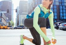 Run in Style / Our favorite running apparel & accessories