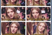 Hunger Games and everything else-Hry o život a všetko ostatné