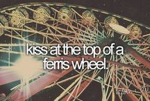 Things I HAVE to do before I die