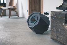 bTon.audio / Lautsprecher aus Beton!