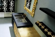 Ванные комнаты - идеи дизайна / Оформление ванных комнат, креативные идеи