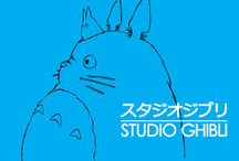 Studio Ghibli Movie Collection / by Elionel Martinez