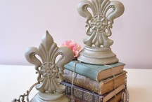 Cross and Fleur-de-lis