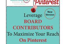 Pinterest video tutorials