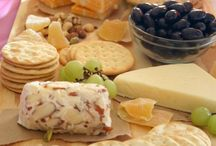 Food - Wine and Cheese
