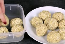 TupperwareBananaOatBalls | Make These at Night, and You'll Look Forward to Breakfast