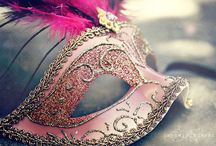 Masquerade / by Gypsy Thread ~ Carey